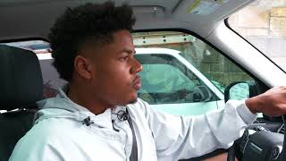 The Drive: Ride Along with Sterling Shepard