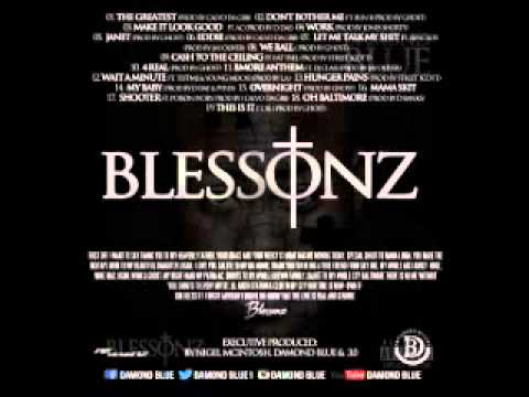 Damond Blue : Blessonz Full Mixtape + Free Download Link