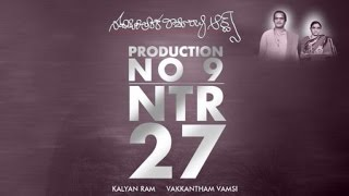 All set for ntr-vakkantham vamsi film?||kalyan ram||dsp
