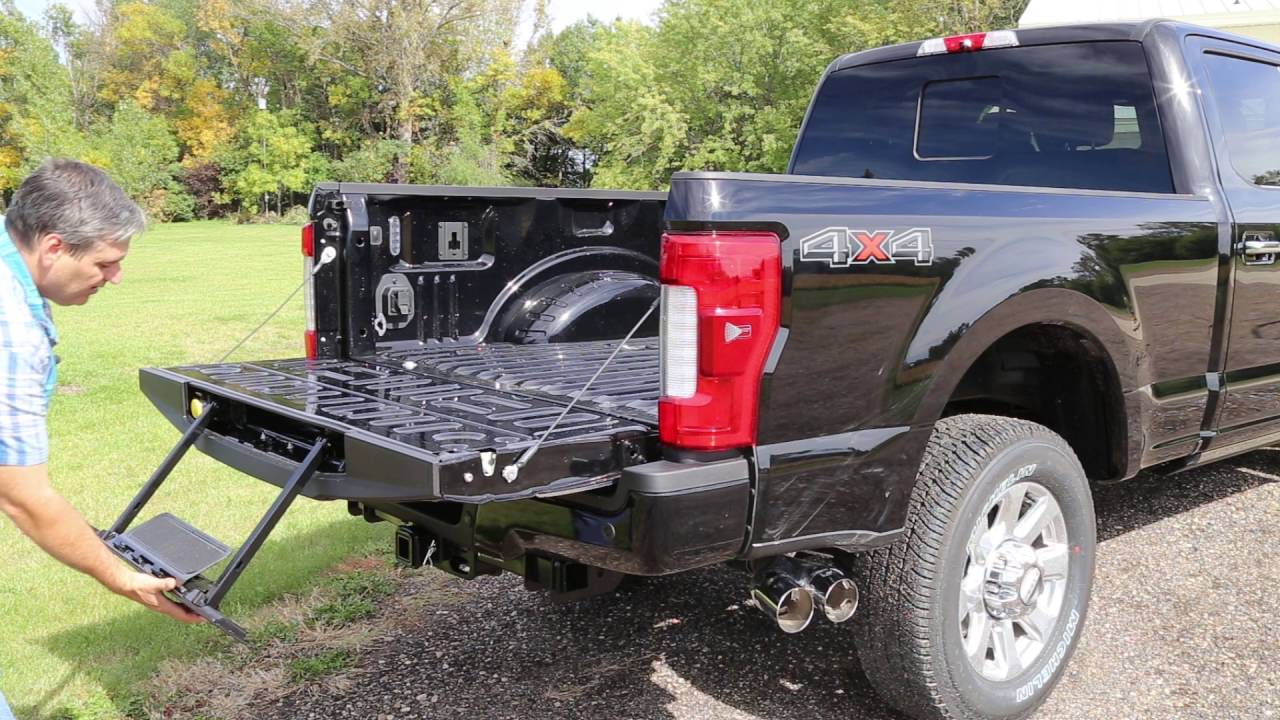 2017 Ford Super Duty F350 6 7 Liter Turbo Sel Overview