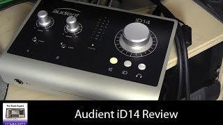 Audient iD14 Review