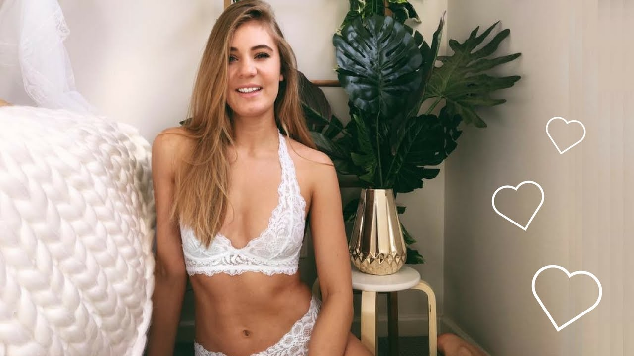 b589ac66c4 AdoreMe Lingerie Try-On Haul! + giveaway - YouTube