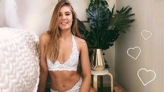 AdoreMe Lingerie Try-On Haul! + giveaway