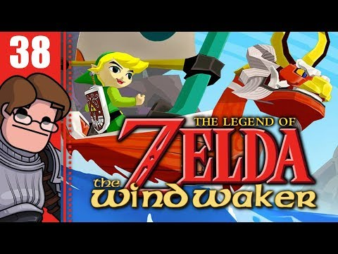Let's Play The Legend of Zelda: The Wind Waker HD Part 38 (Patreon Chosen Game)