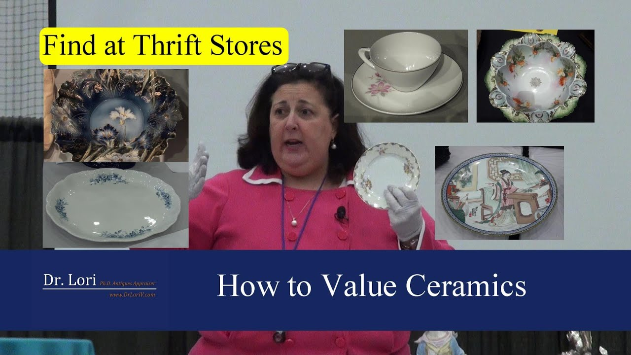 How To Price Antique Dishes China