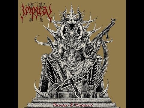 Impiety - Ravage & Conquer (FULL ALBUM) thumb
