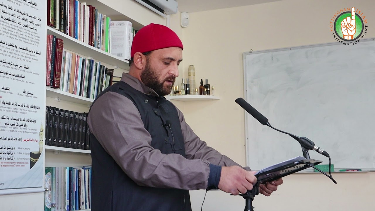 Innovative Acts in Islam by Brother Abu Louay