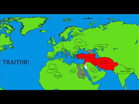 History of Europe Part 4 Persian and Babylonian empires