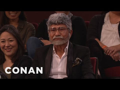 Hey Dos Equis, Meet The REAL Most Interesting Man In The World   CONAN on TBS
