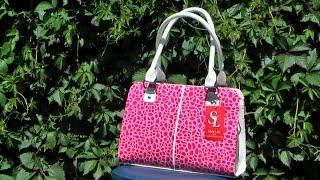 Розовое лето в стиле Style Line. Сумки от производителя.(Одна их лучших моделей сумок. Нереально розовая., 2016-06-09T11:14:06.000Z)