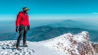 Climbing Pico De ORIZABA - Highest Mountain in Mexico