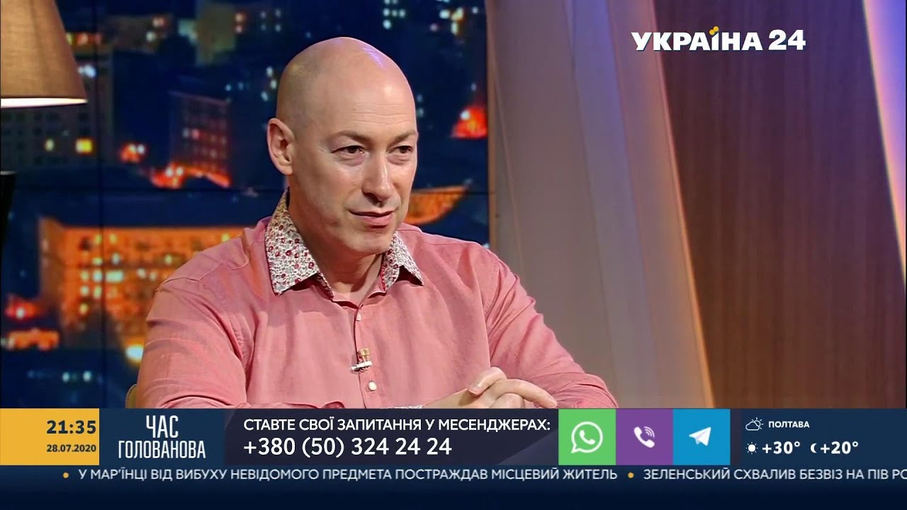 Гордон о том, будет ли Лукашенко стрелять, что будет с Беларусью и о разочаровавших его политиках