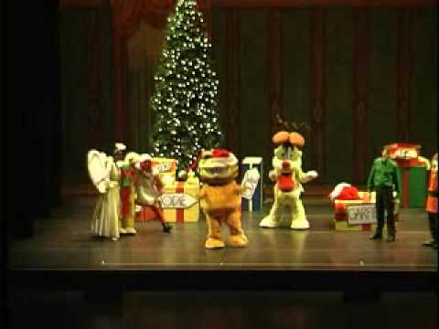 """""""A Garfield Christmas"""" Live Stage Show Promo"""