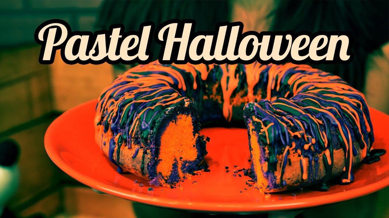 Pastel para halloween como hacer un pastel musas youtube - Ideas para halloween decoracion ...