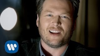 Blake Shelton - Boys 'Round Here ft. Pistol Annies & Friends (Official Music Video)
