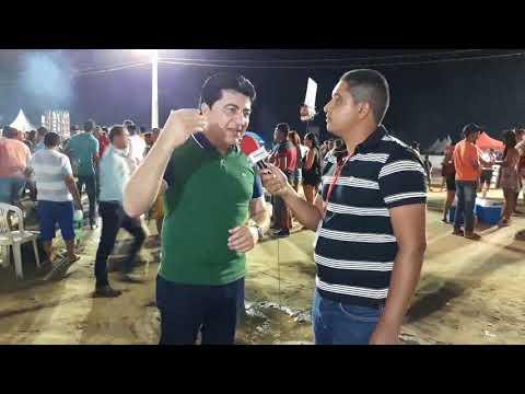 MARCAÇÃO: Vice-prefeito de João Pessoa Manoel Júnior prestigia festa de emancipação politica de Marcação