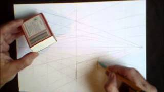 Draw One Box In Perspective To Understand Indeed The Perspective