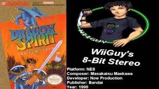 Dragon Spirit: The New Legend (NES) Soundtrack - 8BitStereo