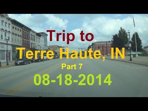 Terre Haute, IN | 7 of 15 | Clark Center, IL to Farmersburg, IN