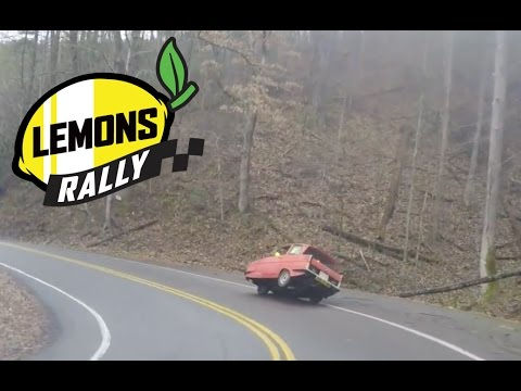 12k In Miles >> LeMons Wrapup-Retreat From Moscow Rally '17 - YouTube