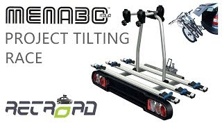 Menabo Race, Project Tilting kerékpártartó vonóhorogra