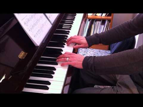 Faber - Shepherd's Song - Beethoven - Adult Piano Adventures - Lesson Book 1