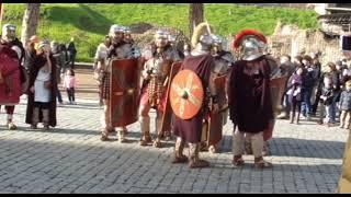 A.R.S. Historia Romana Guidonia Montecelio - Addestramento XX legio