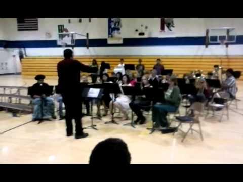 Fall river high school band