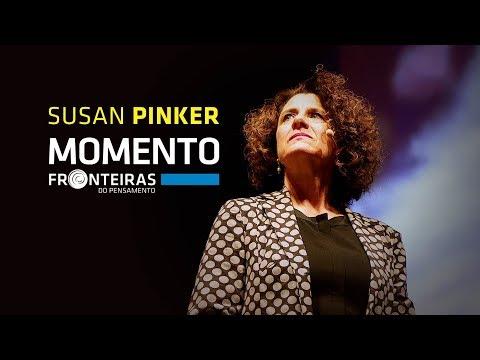 Momento Fronteiras - Susan Pinker