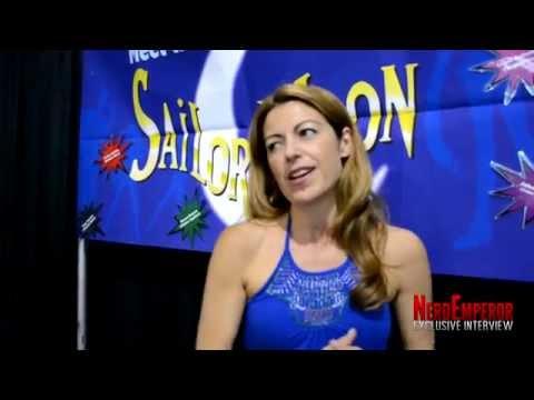 Katie Griffin Talks About New Sailor Moon Dub Nerd Emperor