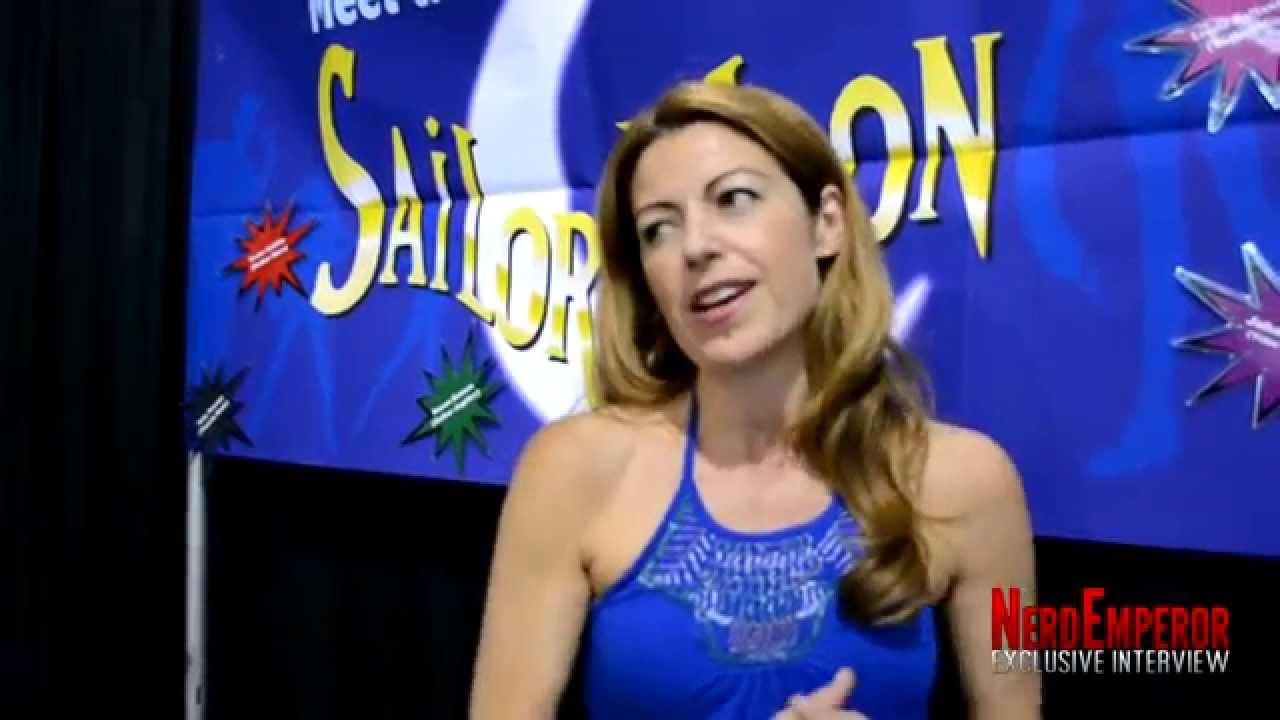 Katie Griffin Talks About New Sailor Moon Dub [Nerd ...