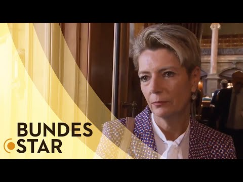 Karin Keller Sutter : une femme pour remplacer Schneider-Ammann ?