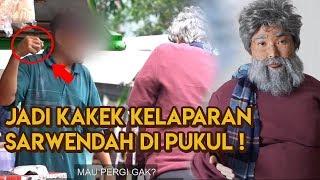DIARY SARWENDAH - JADI KAKEK KELAPARAN SARWENDAH DI PUKUL #EPS26