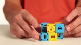 dbox create a 2x2 cube puzzle with dbox