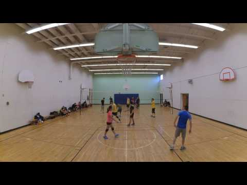 20170225 chinese volleyball game at 550 finch ave west  part - 1