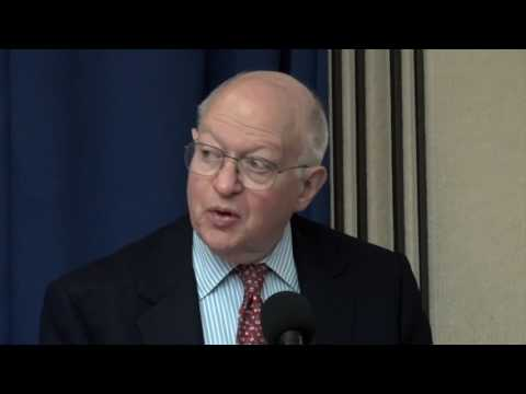 Martin Feldstein Speech at Climate Leadership Council Launch Event