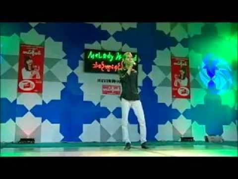 Melody World 2014, Level-1, Episode(28) 25.7.2014…Thiha Aung