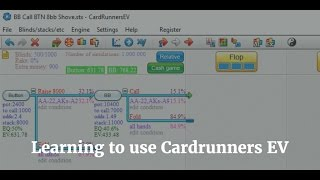 Cardrunners EV Learning with Dennis Pedersen of ProFishPoker by