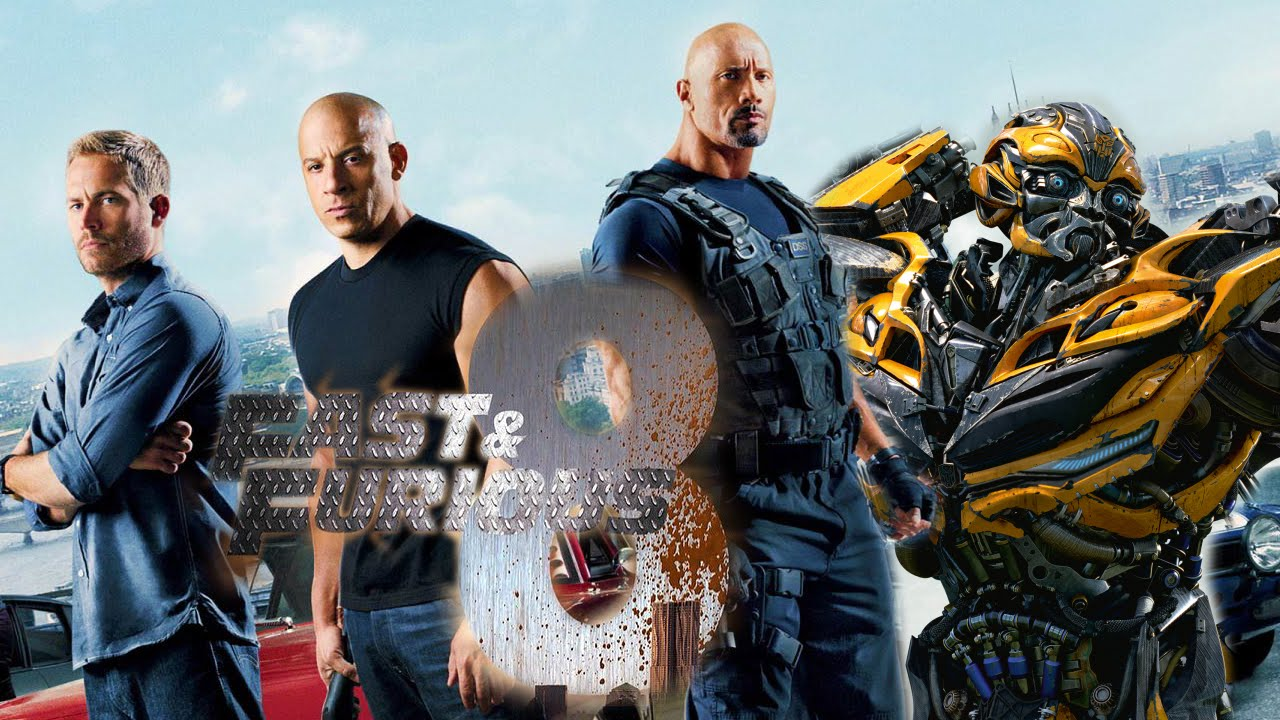 fast furious 8 y spin off transformers spin off de bumblebee y cybertron la torre oscura. Black Bedroom Furniture Sets. Home Design Ideas