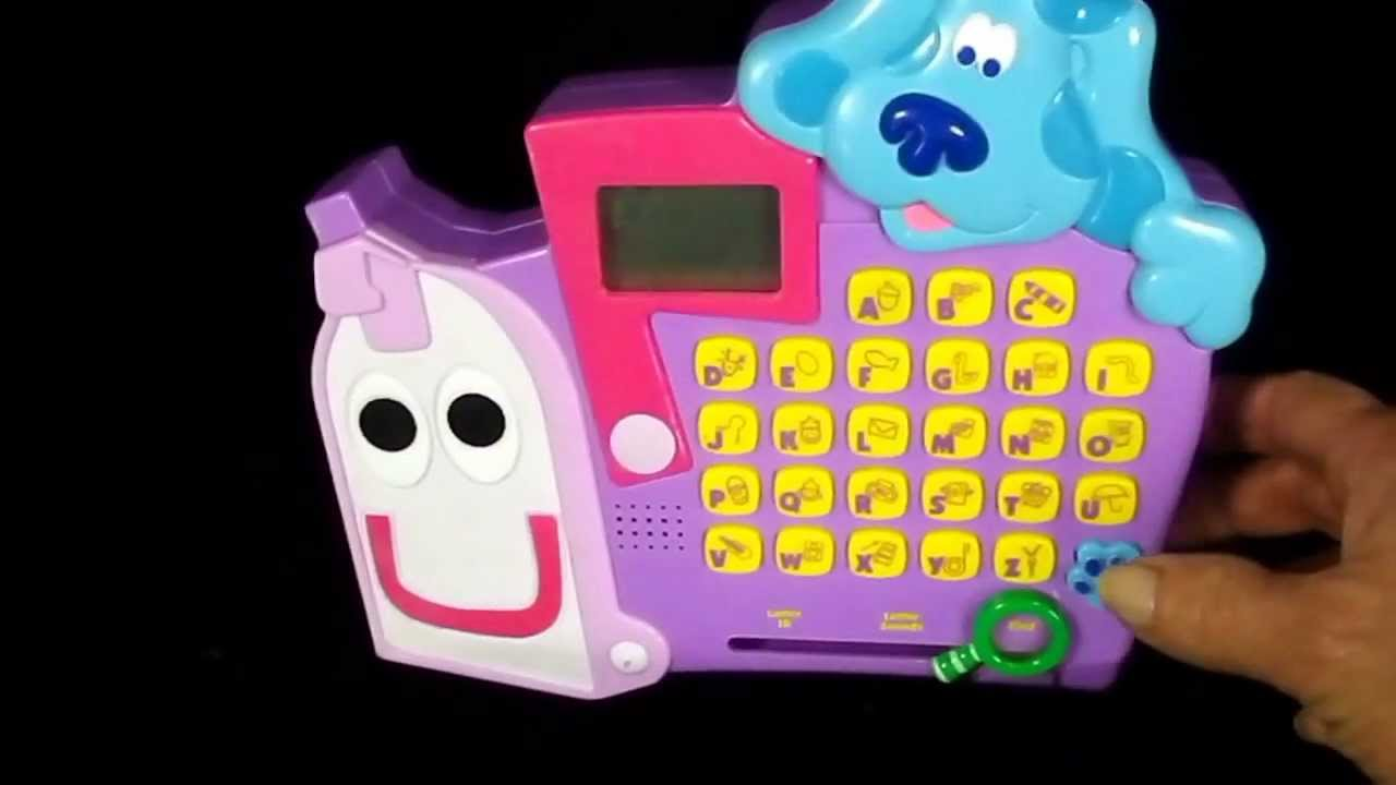 mailbox blues clues toy. Fine Toy BLUES CLUES PRESS A LETTER FIND SOUNDS LIKE To Mailbox Blues Clues Toy N