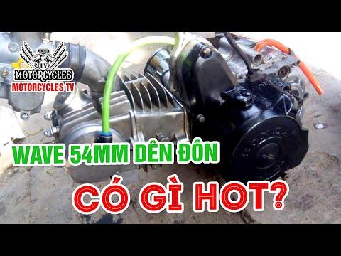 Video 235: Làm Máy 54 Tự Do, Bao Đi Tua Bài Bền Gía 3 Triệu   Motorcycle TV