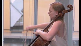 Kristina Winiarski and Samuel Parent: Brahms Violin Sonata no 1, 1st movement