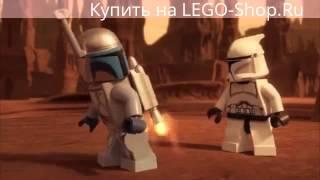 ЛЕГО Звездные войны минифильм: дроид танк Альянса vs дроид паук ч.2
