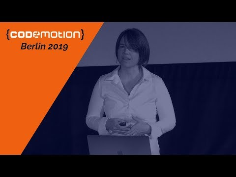 Codemotion Berlin 2019 I One Small Step - Katrina Owen, Senior Software Engineer, GitHub