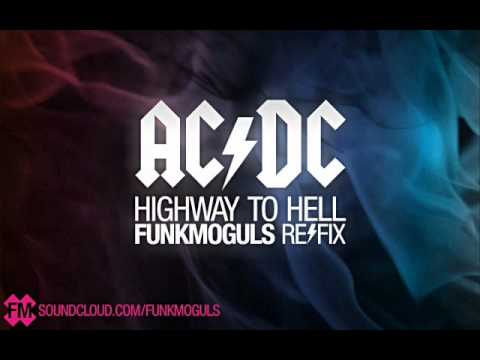 ac dc highway to hell funkmoguls re fix youtube. Black Bedroom Furniture Sets. Home Design Ideas