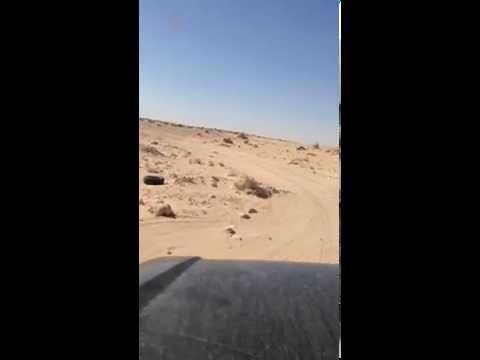 No Man´s Land - Western Sahara / Mauritania