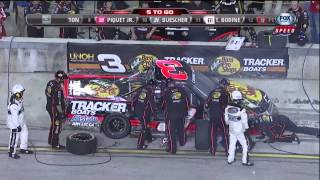 Ty Dillon Kyle Larson wreck championship lost 2012 NCWTS Homestead 200