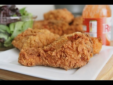 How To Make Crispy Spicy Fried Chicken Recipe