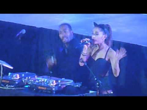 Honeymoon Tour Chile - Ariana Grande - Adore  ♡