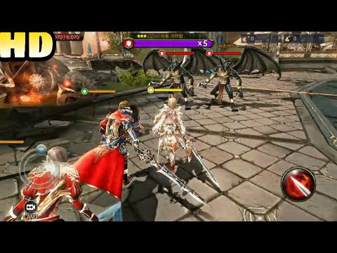 Top 12 Best Action RPG Android, IOS Games 2017